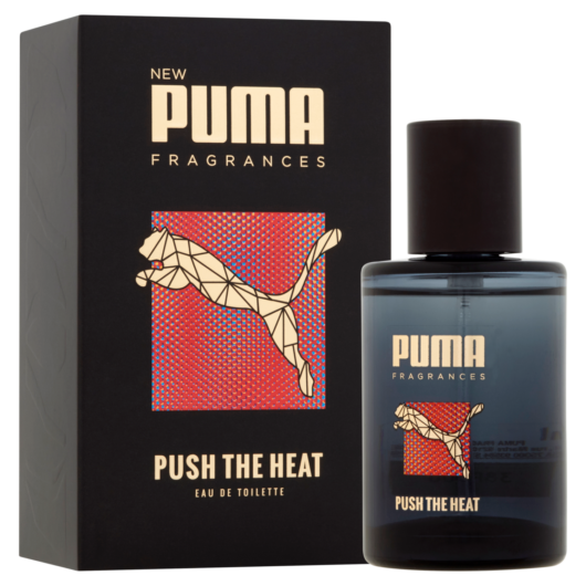 Puma - Push The Heat (50 ml) - EDT