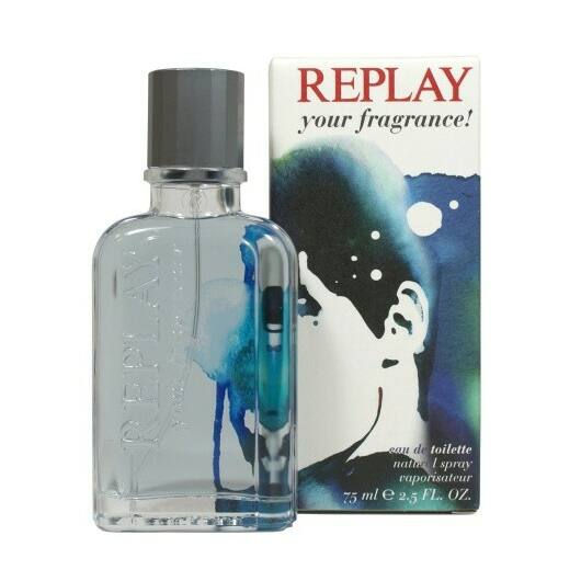 Replay - your fragrance! (75ml) - EDT