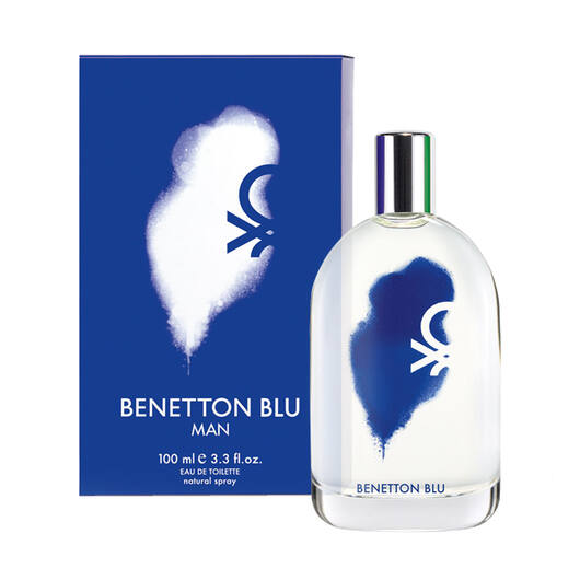 Benetton - Blu (100ml) - EDT