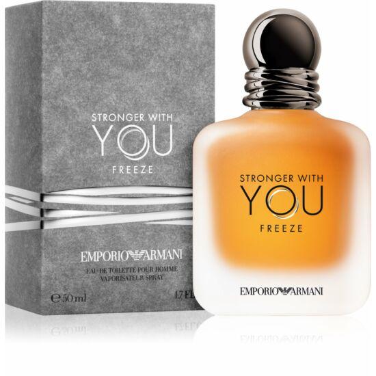 Giorgio Armani - Emporio Armani Stronger With You Freeze (50 ml) - EDT