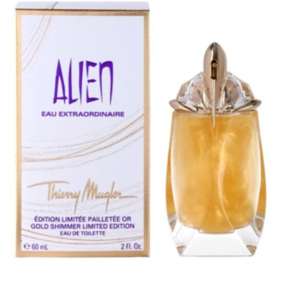 Thierry Mugler - Alien Eau Extraordinaire Gold Shimmer (60ml) - EDT