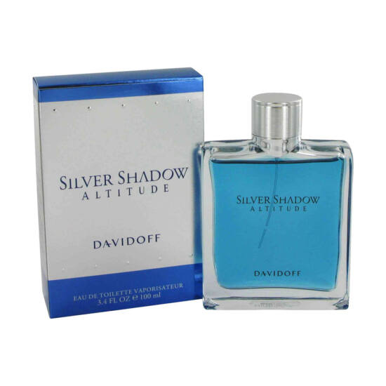 Davidoff - Silver Shadow Altitude (100ml) - EDT