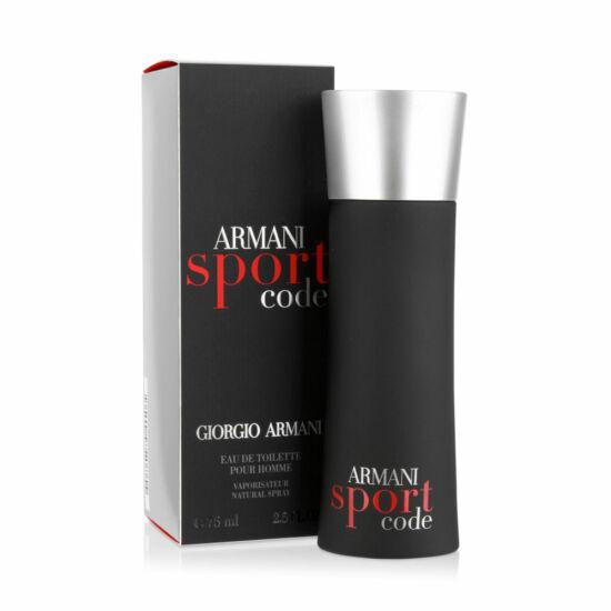 Giorgio Armani - Code Sport (75ml) - EDT