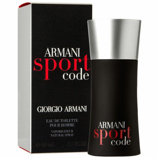 Giorgio Armani - Code Sport (50ml) - EDT