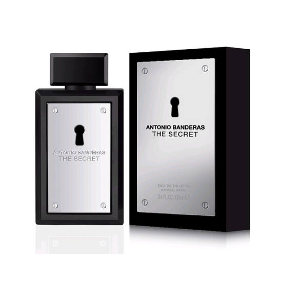 Antonio Banderas - The Secret (100ml) Teszter - EDT