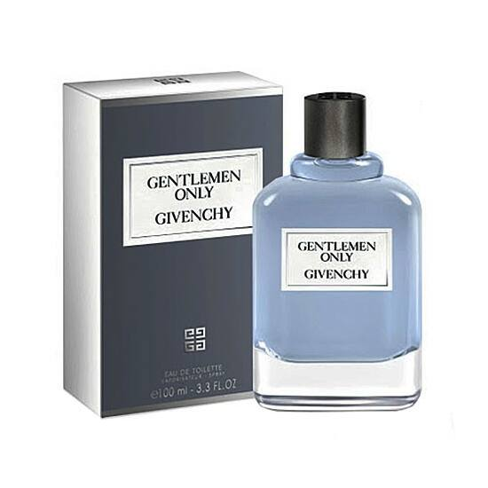 Givenchy - Gentlemen Only (100ml) Teszter - EDT