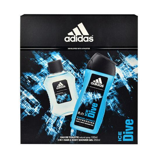 Adidas - Ice Dive (100ml) Szett - EDT