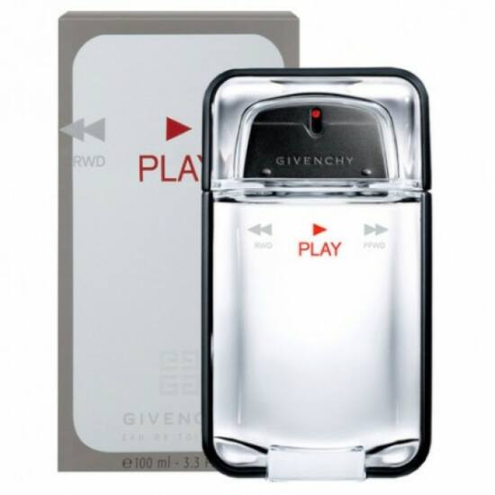 Givenchy - Play (100ml) Teszter - EDT