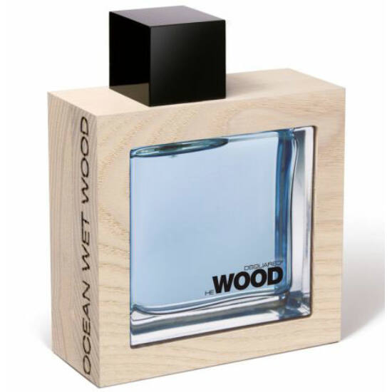 Dsquared2 - He Wood Ocean Wet Wood (100ml) Teszter - EDT