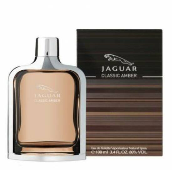 Jaguar - Classic Amber (100ml) Teszter - EDT