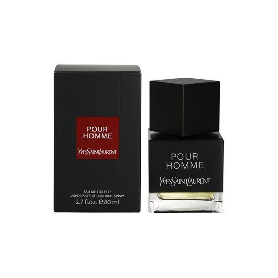Yves Saint Laurent - La Collection Pour Homme (80ml) Teszter - EDT
