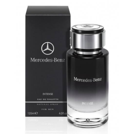 Mercedes-Benz - Mercedes-Benz Intense (120ml) Teszter - EDT