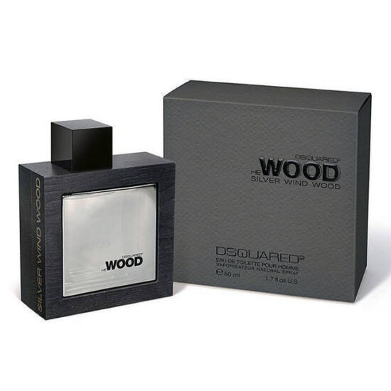Dsquared2 - He Wood Silver Wind Wood (50ml) - EDT