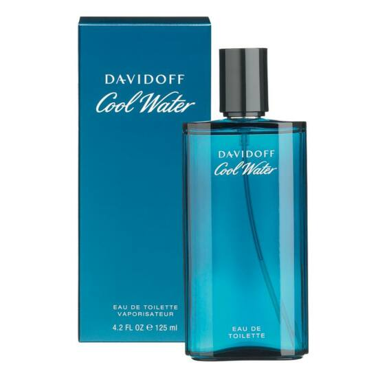 Davidoff - Cool Water (125 ml) - EDT