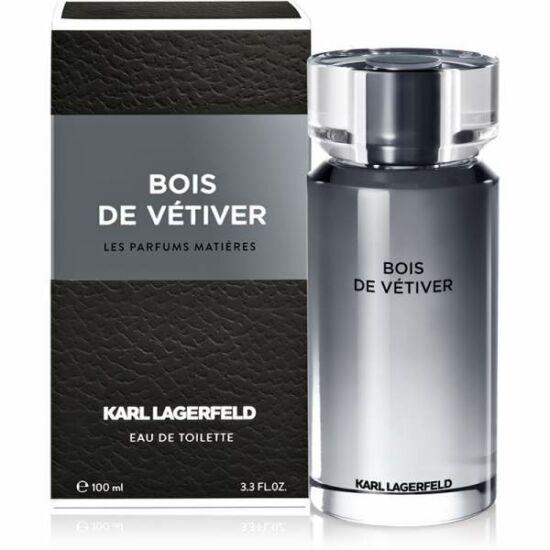 Karl Lagerfeld - Les Parfums Matieres Bois De Vétiver (100 ml) - EDT