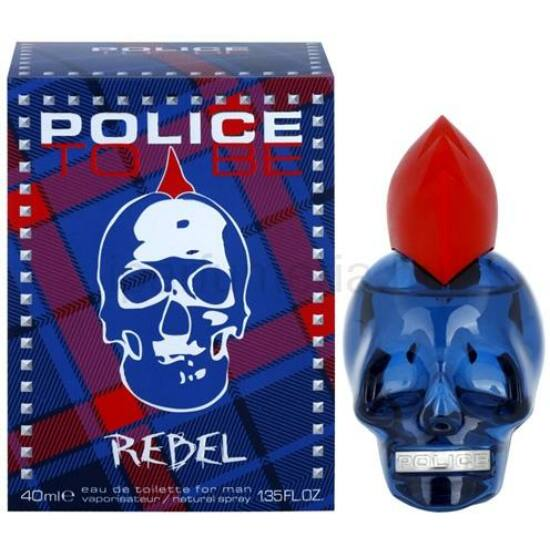 Police - To Be Rebel (40 ml) - EDT