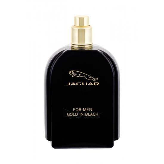 Jaguar - For Men Gold in Black (100 ml) Teszter - EDT