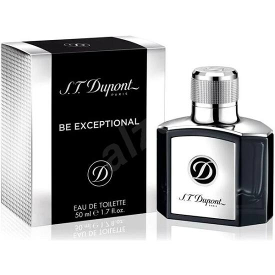 S.T. Dupont - Be Exceptional (50 ml) - EDT