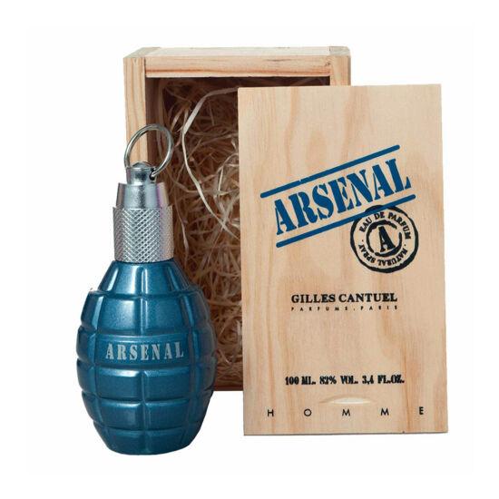 Gilles Cantuel - Arsenal Blue (100 ml) - EDP