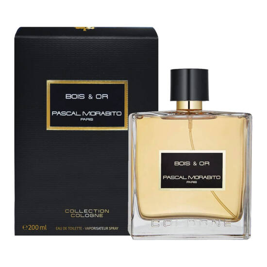 Pascal Morabito Collection Cologne Bois & Or EDT 200ml