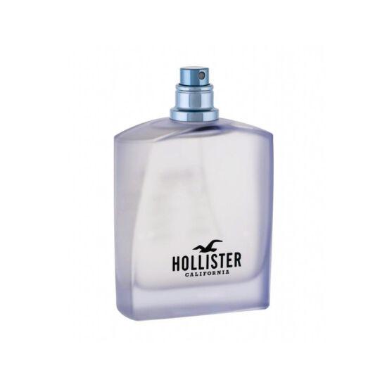 Hollister - Free Wave (100 ml) Teszter - EDT