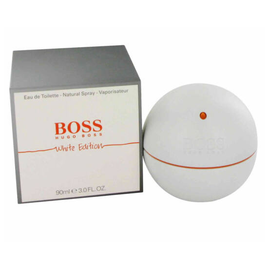 Hugo Boss - Boss in Motion White Edition (90ml) - EDT