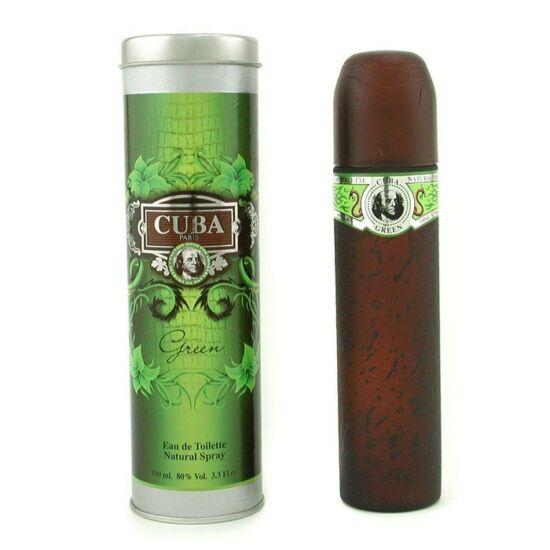 Cuba - Green (100ml) - EDT