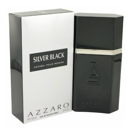 Azzaro - Silver Black (100ml) - EDT