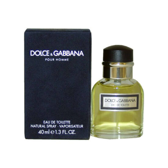 Dolce & Gabbana - Pour Homme (40ml) - EDT