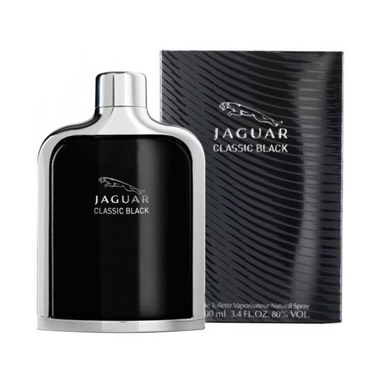 Jaguar - Classic Black (100ml) - EDT