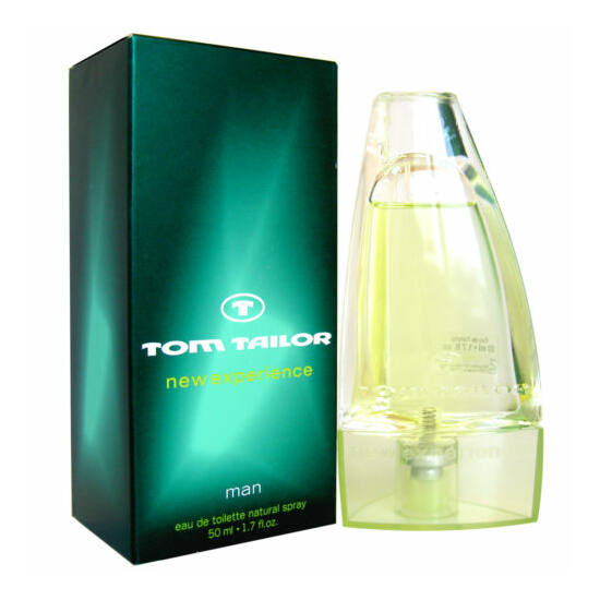 Tom Tailor - New Experience (50ml) - EDT