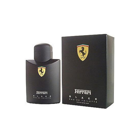 Ferrari - Scuderia Ferrari Black (125ml) - EDT