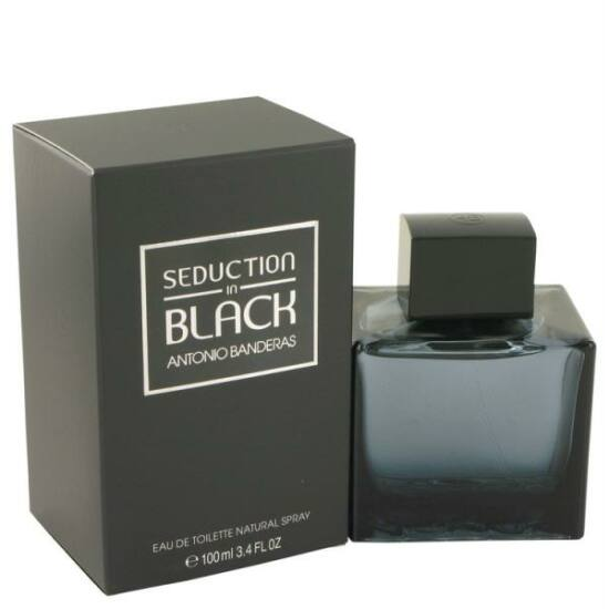 Antonio Banderas - Seduction in Black (100ml) - EDT