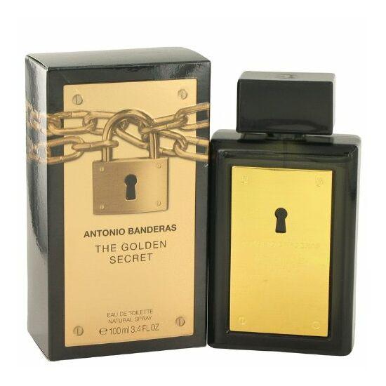 Antonio Banderas - The Golden Secret (100ml) - EDT