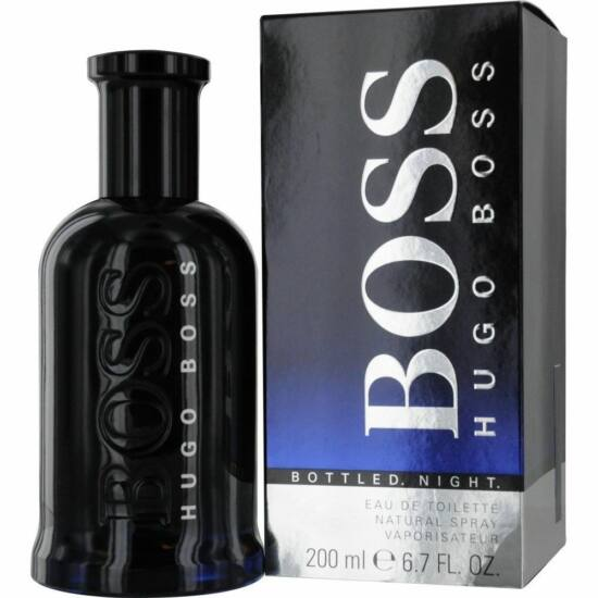 Hugo Boss - No.6 Night (200ml) - EDT