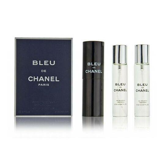 Chanel - Bleu de Chanel Refill (3x20ml) - EDT