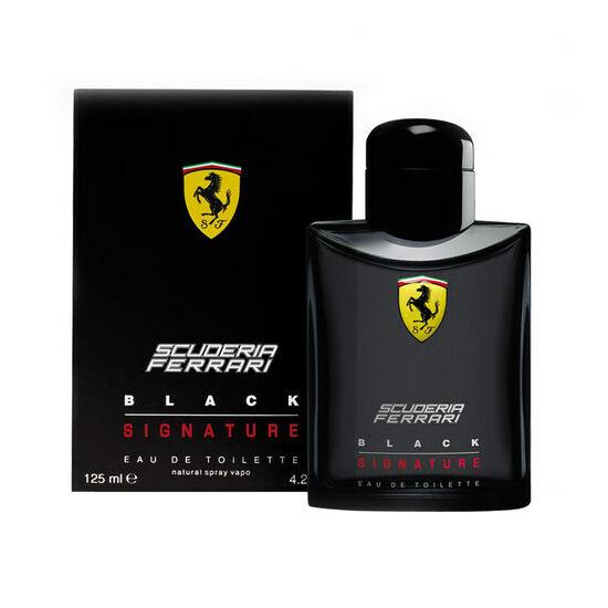 Ferrari Black Signature EDT 125ml