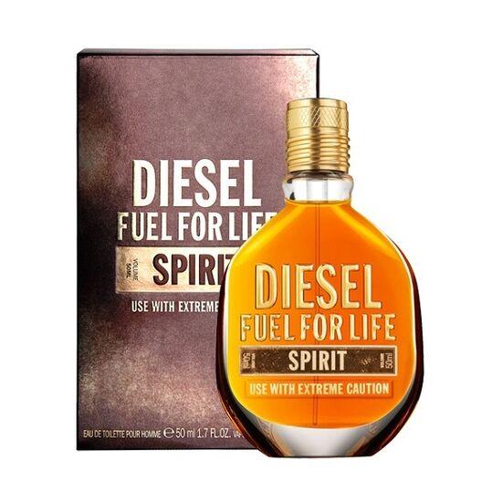 Diesel - Fuel for Life Spirit (50ml) - EDT