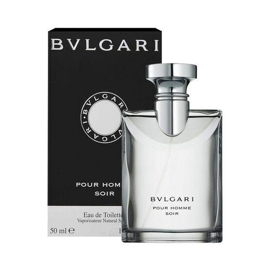 Bvlgari - Pour Homme Soir (50ml) - EDT