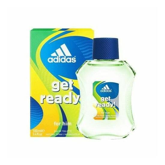 Adidas - Get Ready! (100ml) - EDT