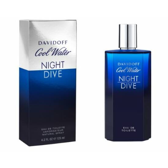Davidoff - Cool Water Night Dive (125ml) - EDT