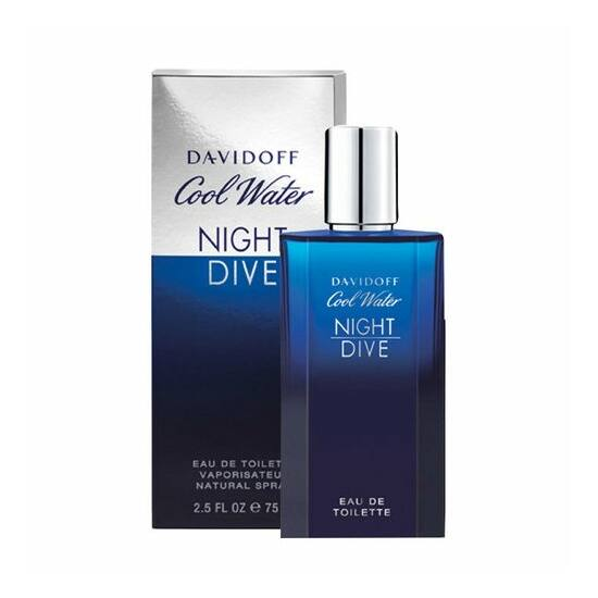 Davidoff - Cool Water Night Dive (75ml) - EDT