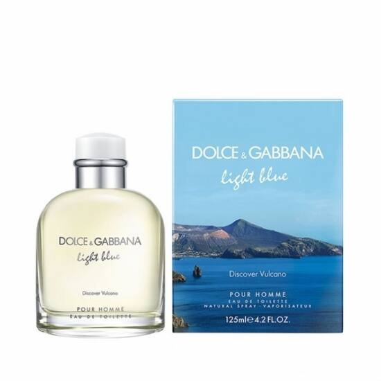 Dolce & Gabbana - Light Blue Discover Vulcano (125ml) - EDT
