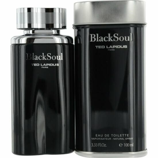 Ted Lapidus - Black Soul (100ml) - EDT