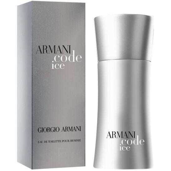 Giorgio Armani - Code Ice (75ml) - EDT Teszter - EDT