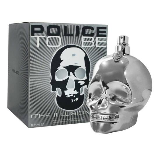 Police - To Be The Illusionist (125ml) - EDT